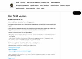 maggots.co.za