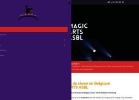 magic-arts-lessines.com