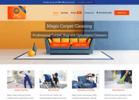 magic-carpetcleaning.co.uk