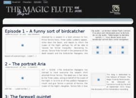 magic-flute.harmoniamundi.com