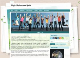 magic-life-insurance-quote.blogspot.com