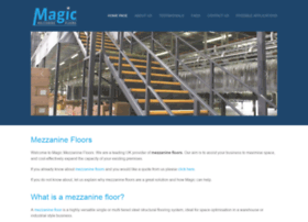 magic-mezzanine.co.uk