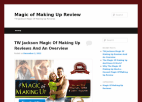 magic-of-making-up.publishersparadise.info