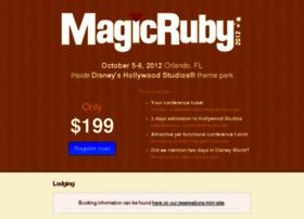 magic-ruby.com