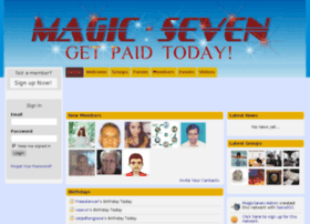 magic-seven.socialgo.com