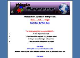magic-soccerbot.com