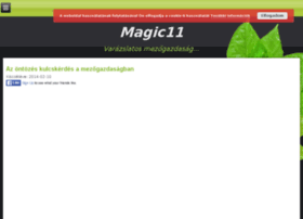 magic11.hu