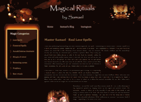 magical-rituals.com
