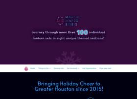 magicalwinterlights.com