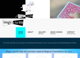 magicandmrree.com.au