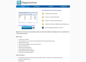 magicarchiver.com