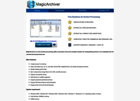 magicarchiver.com
