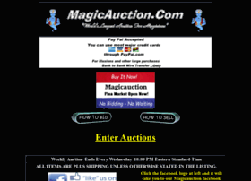 magicauction.com