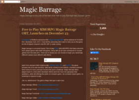 magicbarrage.blogspot.kr