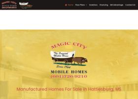 magiccitymobilehomes.com