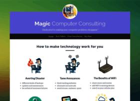 magiccomputerconsulting.com