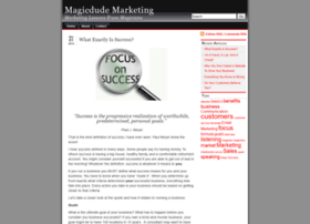 magicdudemarketing.com