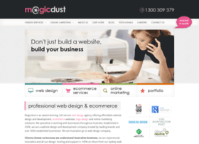 magicdustwebdesign.com.au