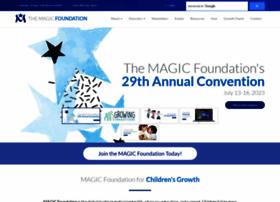 magicfoundation.org