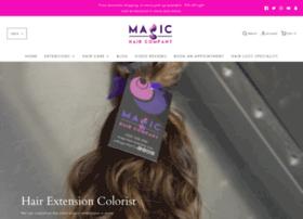 magichaircompany.com