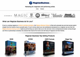 magicianbusiness.com