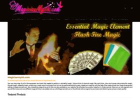 magicianmyth.com