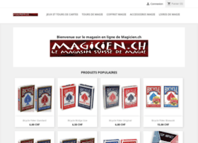 magicien.ch