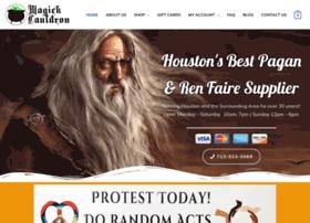 magickcauldron.com