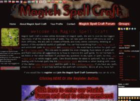 magickspellcraft.com