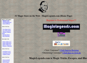 magiclegends.com