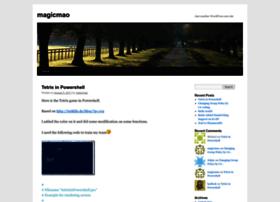 magicmao.wordpress.com