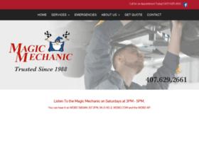 magicmechanic.com