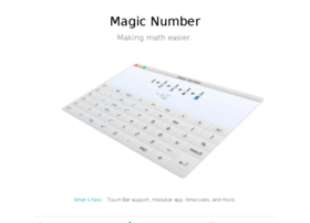 magicnumber.me