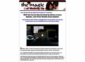 magicofmakingup.com