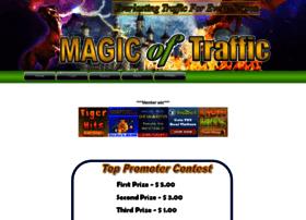 magicoftraffic.com