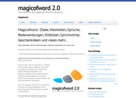 magicofword.com