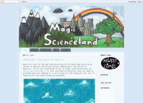 magicscienceland.com