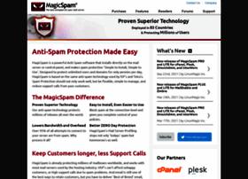magicspam.com