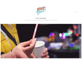 magicstraws.com