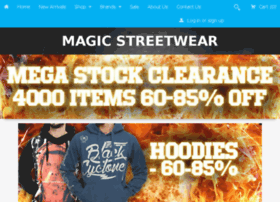 magicstreetwear.co.uk