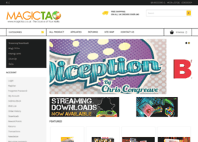 magictao.co.uk
