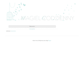 magielcodzienny.blogspot.com
