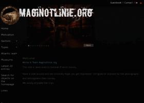 maginotlinie.org