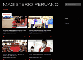 magisterioperu.blogspot.com