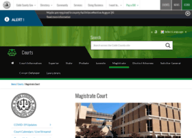 magistrate.cobbcountyga.gov