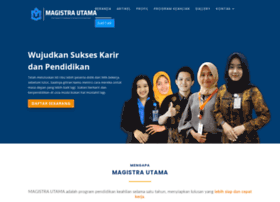 magistrautama.co.id