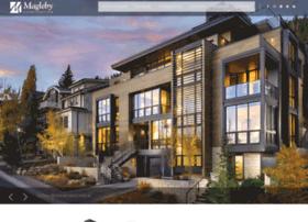 maglebyconstruction.com