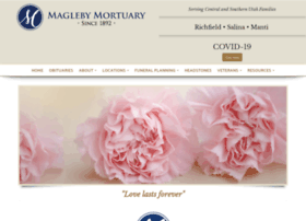 maglebymortuary.com