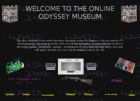magnavox-odyssey.com