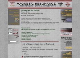 magnetic-resonance.org
